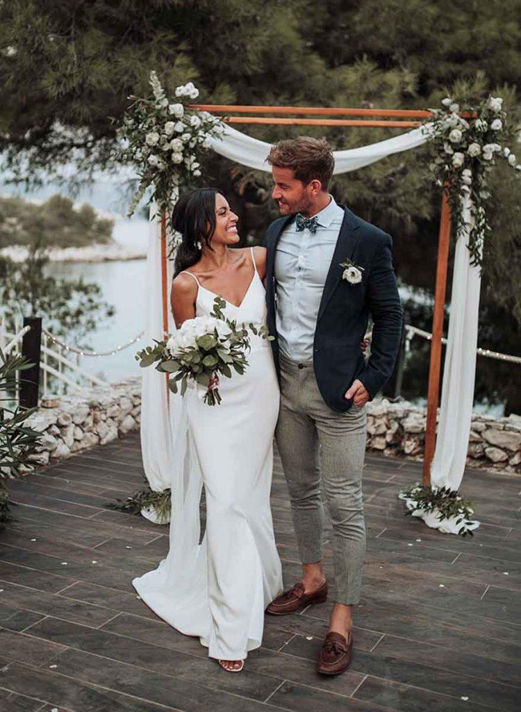 Trogir Croatia Wedding Makeup