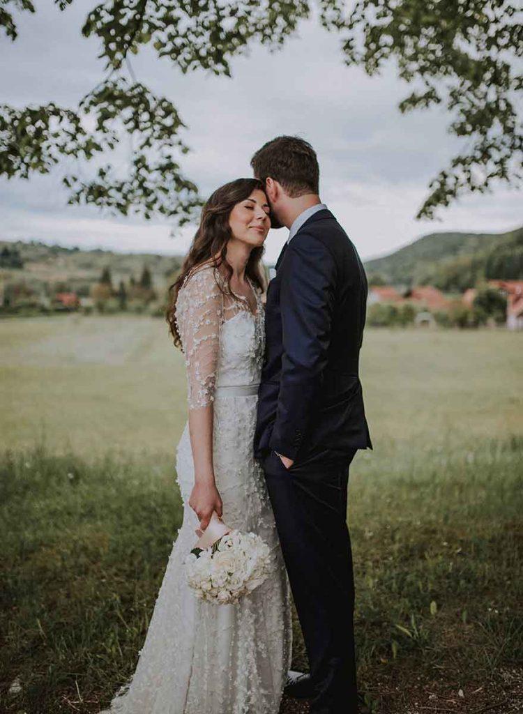 Split Croatia Wedding Makeup